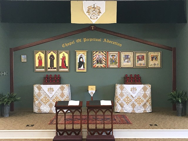 Chapel Of Perpetual Adoration