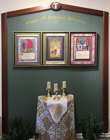 Chapel of Perpetual Adoration II