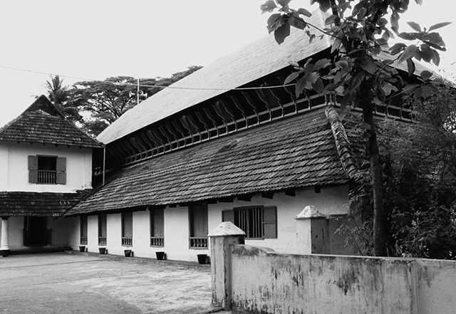 Mosques of Cochin, Image from book
