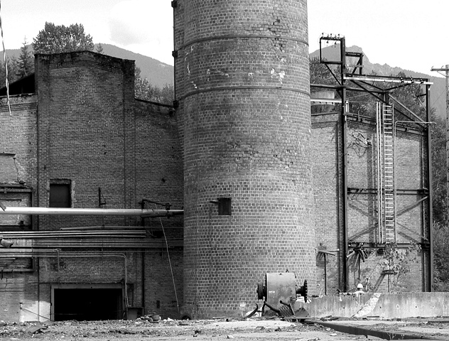 Snoqualmie Mill Powerhouse