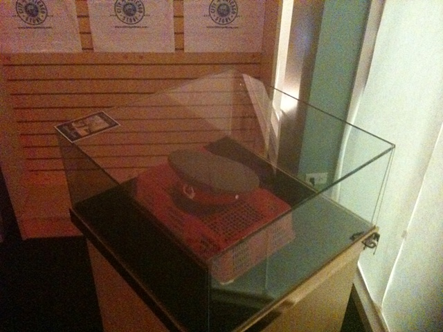 Soviet Army Hat on model building