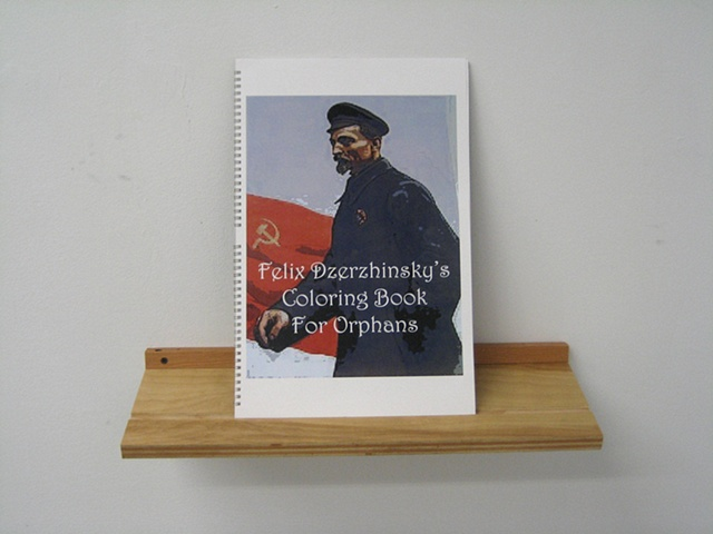 Felix Dzerzhinsky's Coloring Book for Orphans