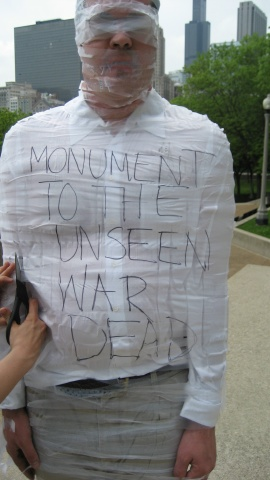 *Monument to the Unseen War Dead*
