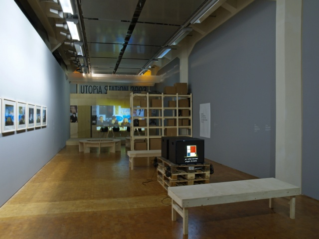 The Project for the New American Century: Utopia Station 2003