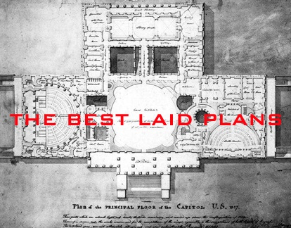 The Best Laid Plans/ Exhibition Announcement