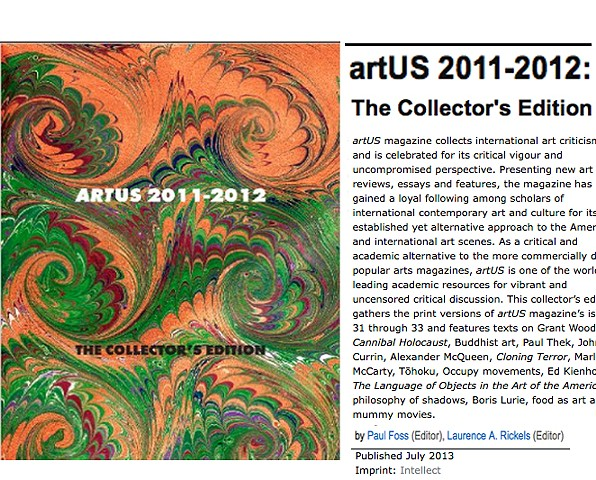ARTUS 2011-2012 THE COLLECTOR'S EDITION