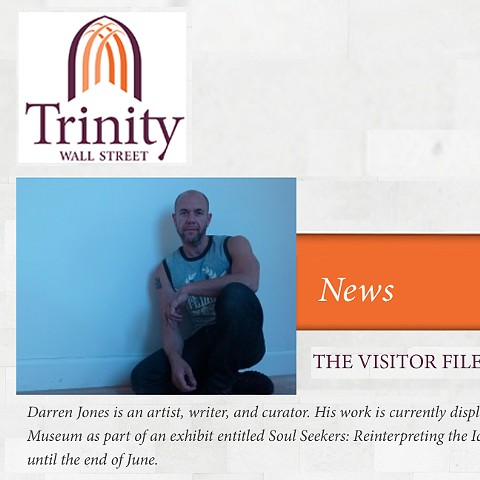 TRINITY WALL STREET: THE VISITOR FILE