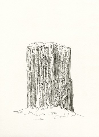 ice formation (stele)