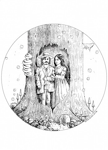 Forest Couple