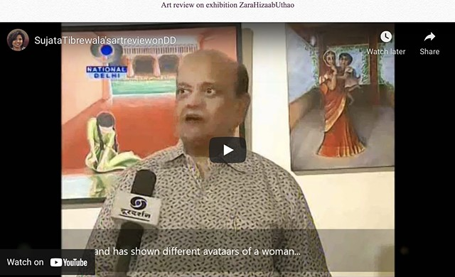SujataTibrewala's Art Review on DDNational