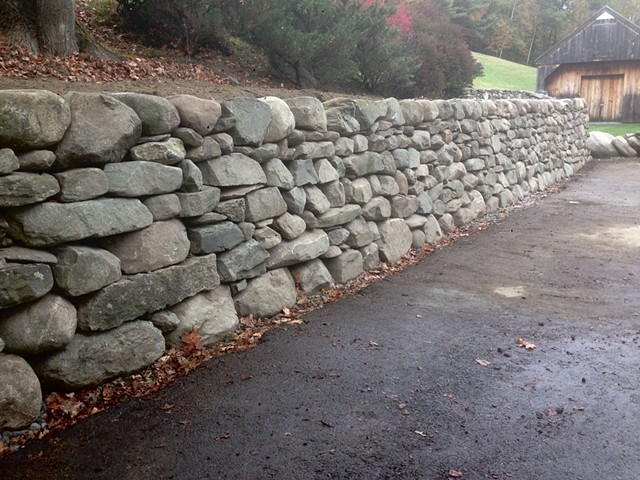 Moskow Retaining Wall (2a)