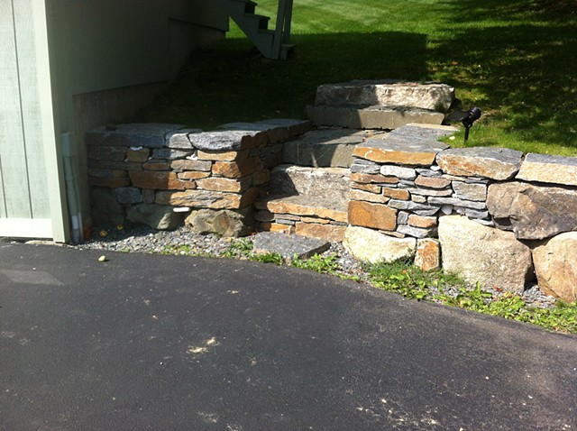Anderle Retaining Wall (1b)