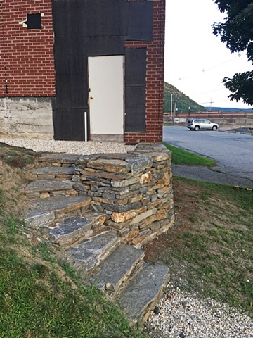 Johnson Retaining Wall (c)
