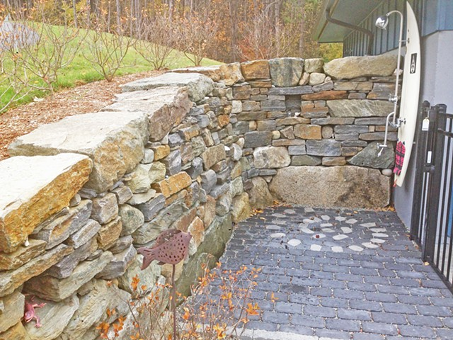 Anderle Retaining Wall (3b)