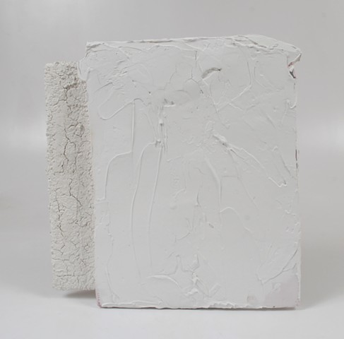 silicone, joint compound, wood, cork, insulation foam 13 x 12 in.