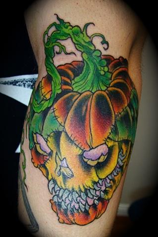 Pumpkin Stich