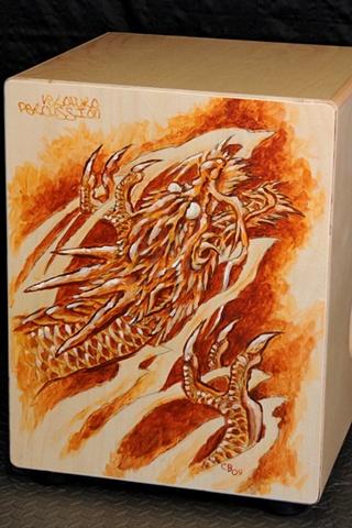 Cajon Dragon