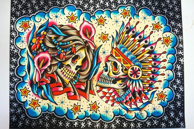 2013 Flash#1 (Muertos Heads)