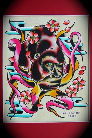 Gorillapuss