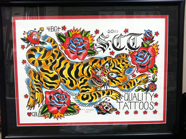 Quality Tattoo (SCT)