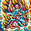 2013 Flash#3 (Tibetan Deities)