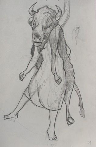 Bufallo Dancer 4