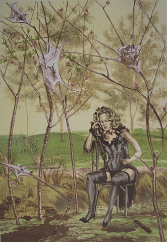 Madeline Kahn tent caterpillars