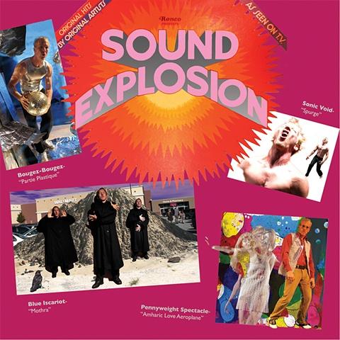 Sound Explosion, Ronco