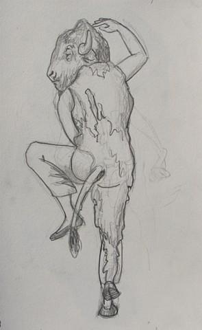 Bufallo Dancer 3