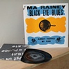 Ma Rainey's Lucky Rock Black Eye Blues, front cover, standing