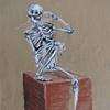 Seated Skeleton