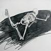 Flying Skeleton Study