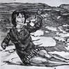 Rita Tushingham on Venus, East of Phoebe Regio