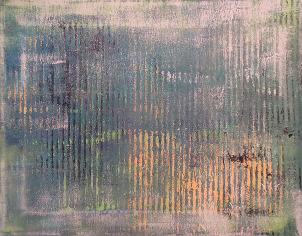 prairie print painting