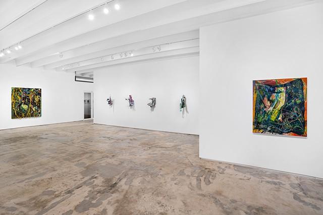 Installation 2 Fred Snitzer 2018