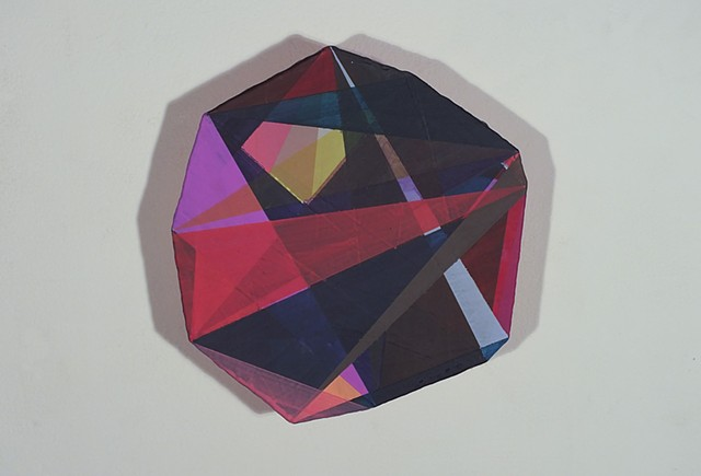 Untitled (Flat Dodecahedron 05)