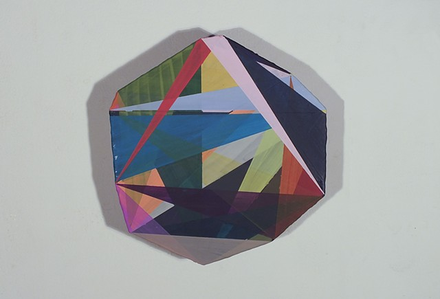 Untitled (Flat Dodecahedron 04)
