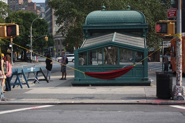 hammocks at astor place