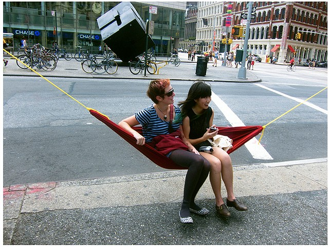 hammock at astor place