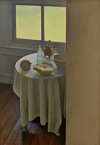 Still Life in a Quiet Corner