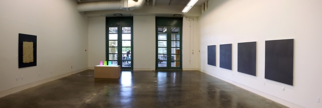 Come Undone (installation shot)