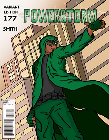 PowerStorm #177: Variant Edition #2