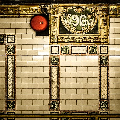 Photograph of 96th Street Subway Station/Lines 1,2,3