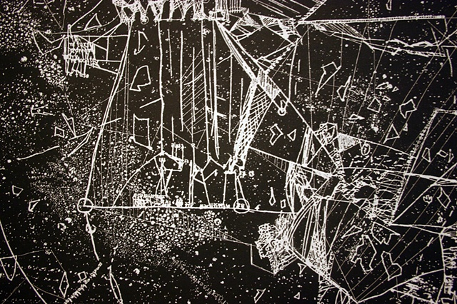 untitled constellation (detail)