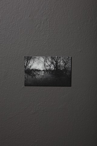Filling the absence (print 4)