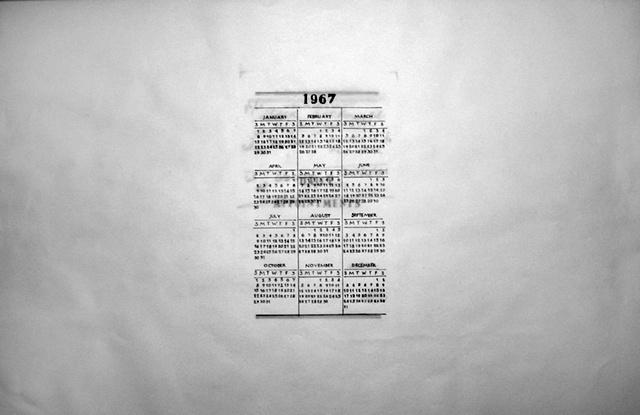 365 days that aren't mine (calendar)
