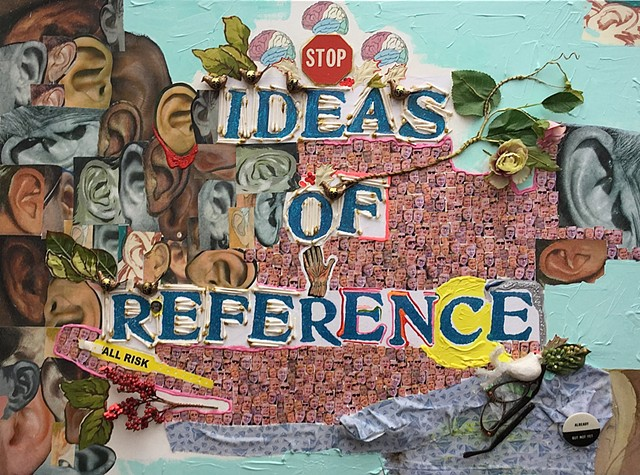 """No More Ideas of Reference"""