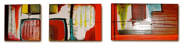 COHEN ABSTRACT TRYPTIC