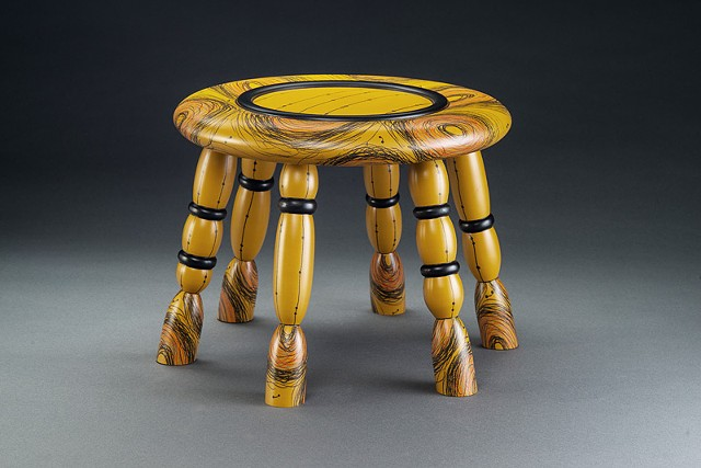 Lots of Legs Stool