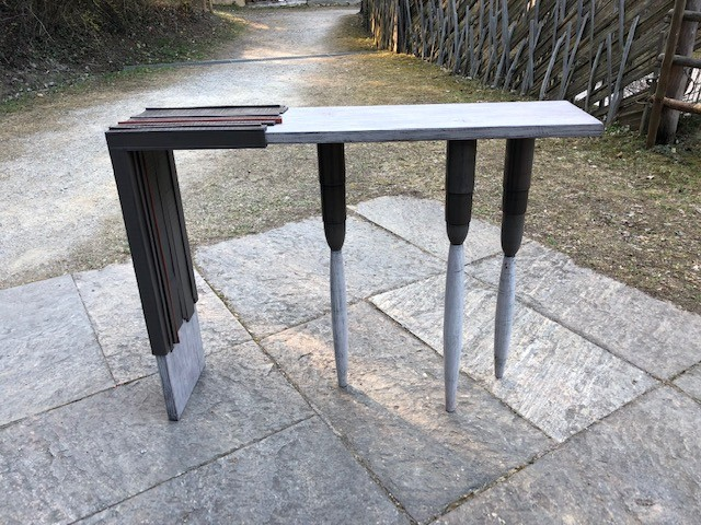 Shingle Table: World Wood Day 2019